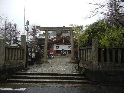 スサノオ神社鳥居