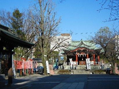 洲崎神社・本殿