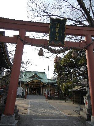 牛頭天王社・須賀神社