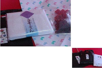 奈良まほろば館の袋