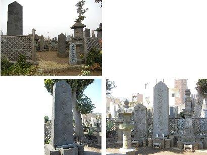宝成寺・成瀬家の墓