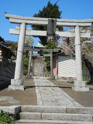寺内・妙見神社