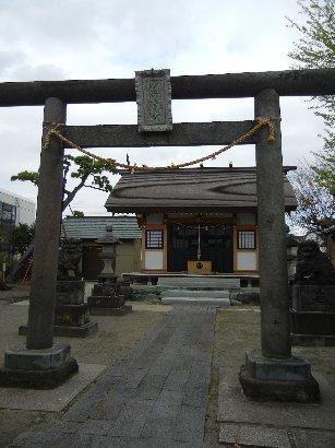 神明(豊受)神社