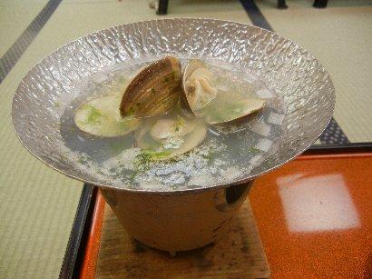 小鍋・蛤鍋