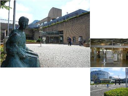 市川中央図書館