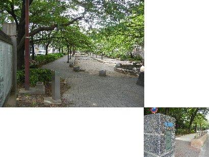 山谷堀と紙洗橋