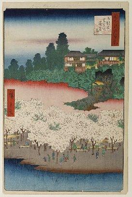 紫泉亭(絵本江戸土産)