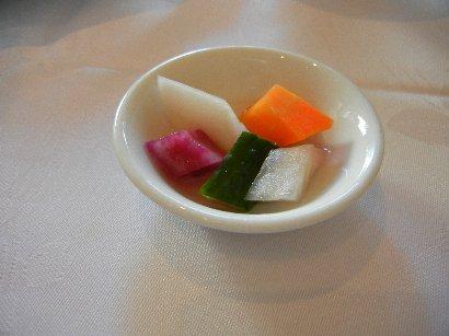 漬け物(泡菜)