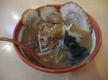 伊勢味噌・味噌漬け炙りチャーシュー麺