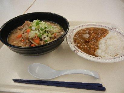 スペシャル和麺&ミニカレー