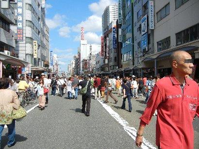 かっぱ橋道具街1