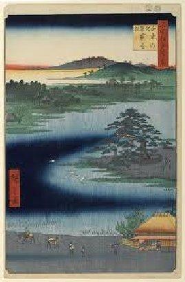 千束池 百景