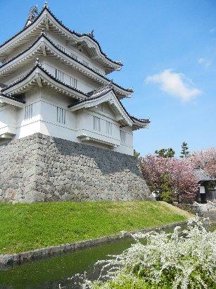 復元忍城・三重櫓