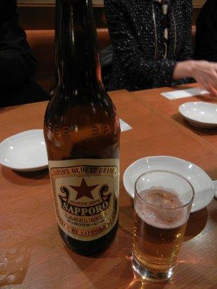 新年会・ビール