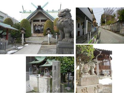氷川明神社