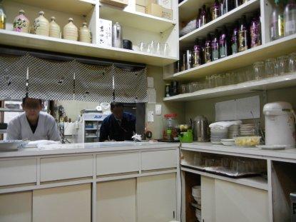 店内・厨房