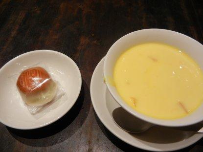 デザート二種