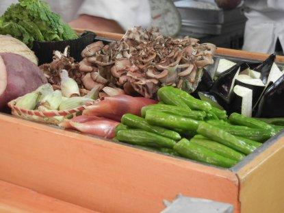 旬の野菜など