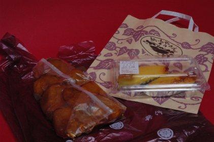 カモテ&ポテトon興伸の袋