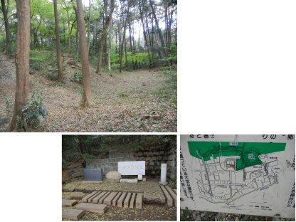 石神井の城跡