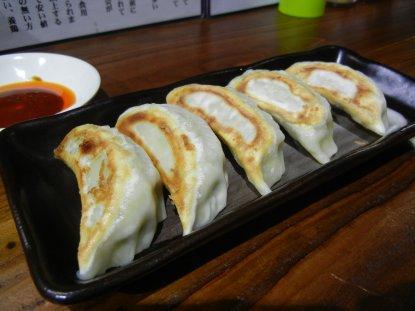 軍鶏餃子5個