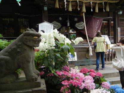 白山神社・本殿
