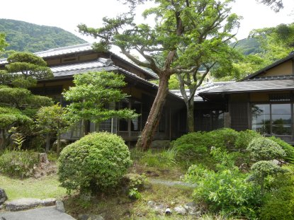 箱根茶寮 椿山荘(貴賓館内)