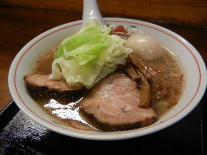 味玉らー麺・醤油