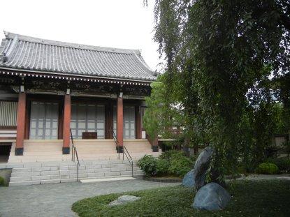 圓照寺・本堂