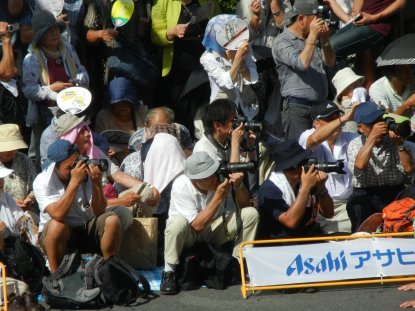 アマチュアカメラマン