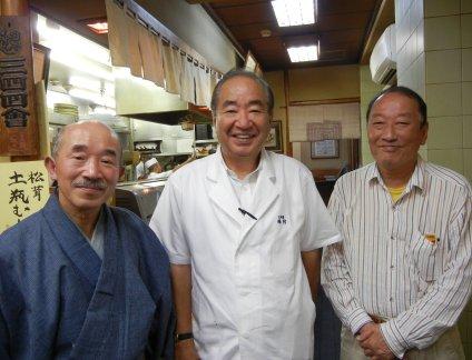 嶋村の大将・加藤社長