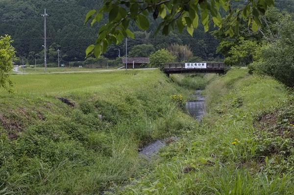 01・ほたるの里:篠山市曽地中地区(県道12)