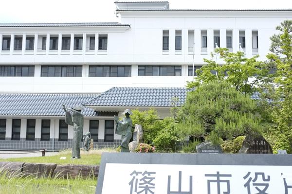 07・篠山市役所