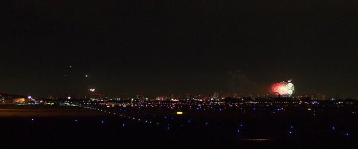 14・淀川の花火大会