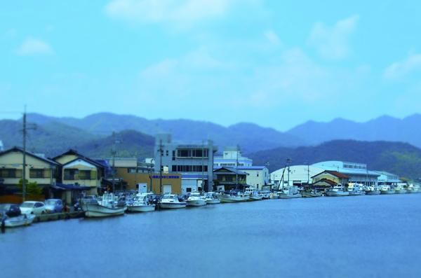 02・西舞鶴漁港