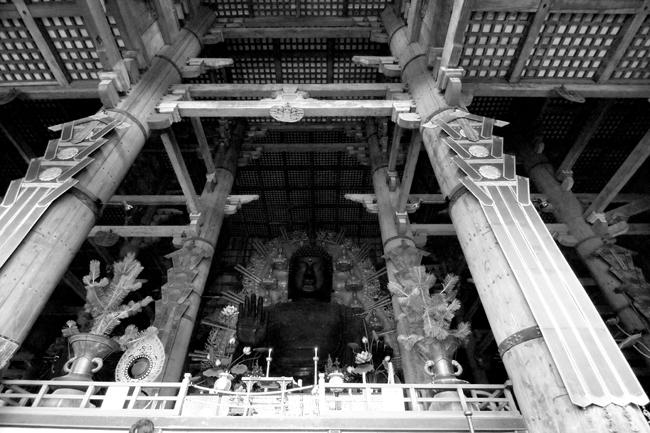 04・東大寺盧舎那仏座像