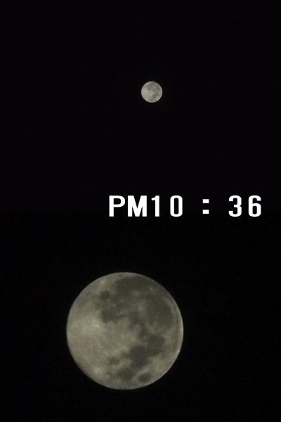 22・9月12日:中秋の名月