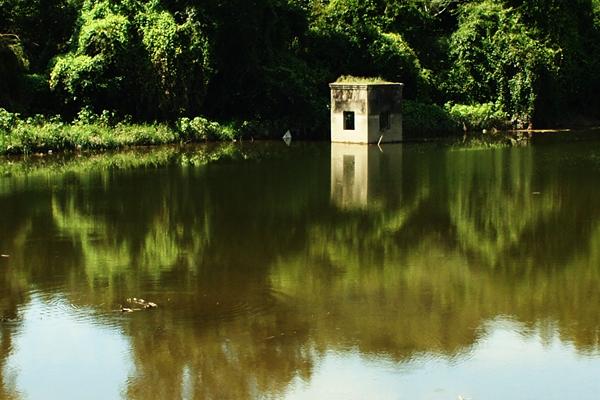 02・千刈貯水池