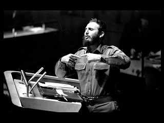 Fidel Castro Speaking_0007