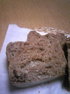 30日のパン断面