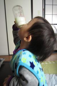 最後の母乳
