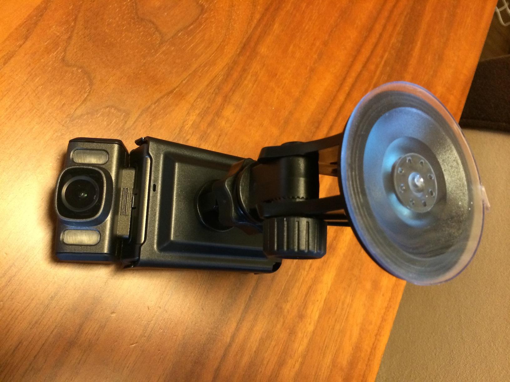 ドラレコカメラ