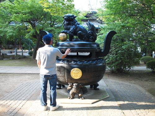 豪徳寺~サイゴン~台湾肉巻鹿港
