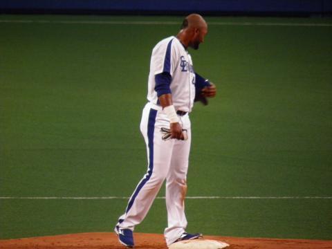 2011年3月6日グスマン選手2