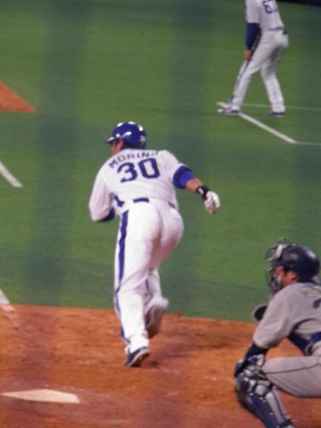 2011年3月6日 森野選手