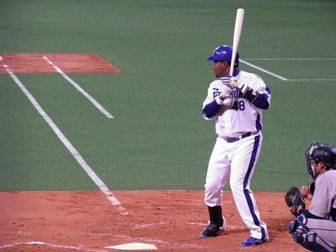 2011年3月6日 カラスコ選手1