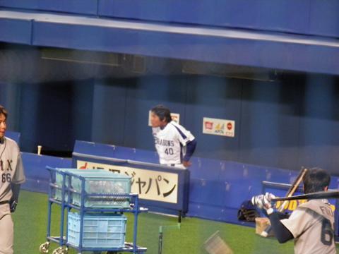 2011、3/6 平田選手