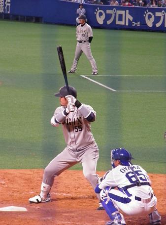 2011、3/6 T-岡田選手