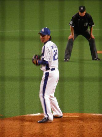 4月3日武藤投手