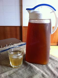 梅酵素ジュース